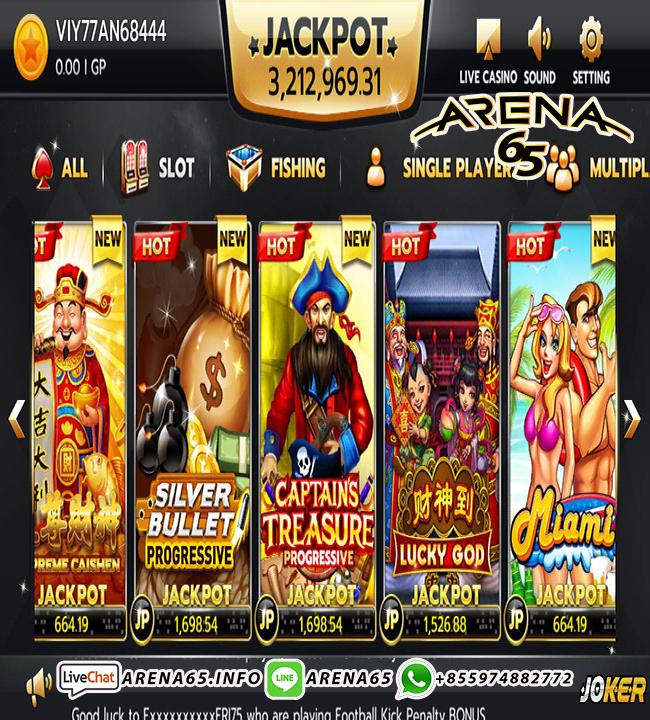 Bandar Judi Slot Online Terbaik 2020 Di Joker388
